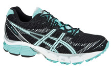 Asics Women's Gel Pulse 4 black/turqoise/silver